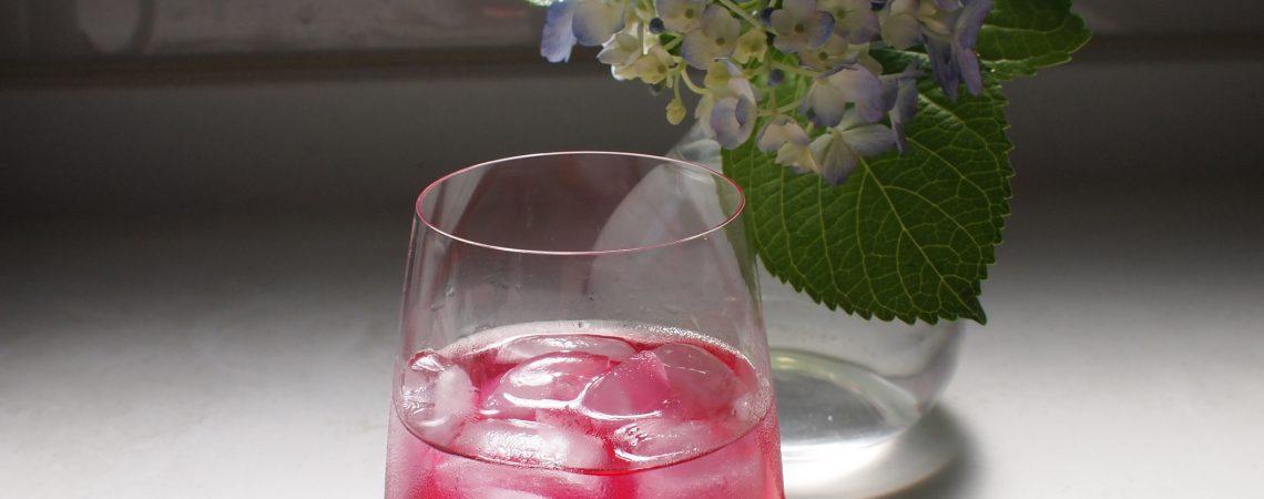 シソの葉ジュースの作り方